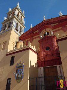 Ruta fotográfica por las iglesias de Triana
