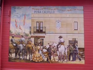 """El azulejo de las """"Cuatro esquinas de San José"""""""