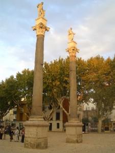 Leyenda de la Cruz de la Tinaja y la muerte de Leonor Dávalos