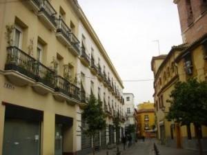 El motín de la calle Feria