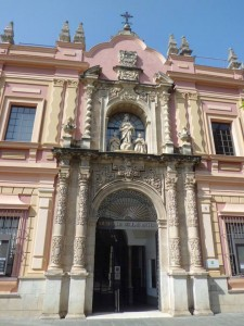El Antiguo Convento de la Merced (Museo de Bellas Artes)