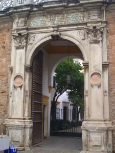 El Palacio de la Casa Ducal de Medinaceli (Casa de Pilatos)