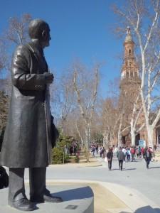 ¿Quién era Aníbal González Álvarez-Ossorio?