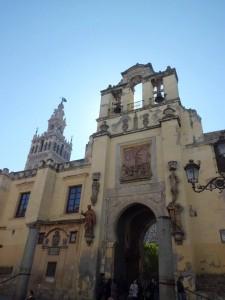 Recorrido por las puertas de la Catedral de Sevilla