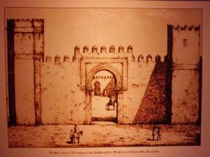 Exposición sobre las antiguas puertas de Sevilla