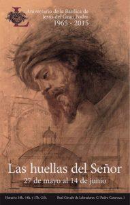 """Exposición """"Las huellas del Señor"""""""