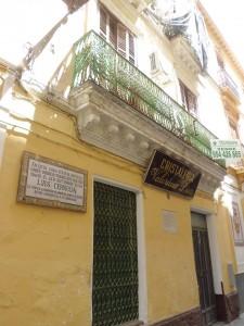 La casa natal de Luis Cernuda
