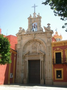 La Basílica de Nuestro Padre Jesús del Gran Poder