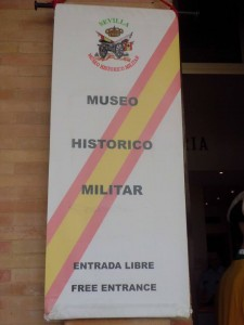 El Museo Histórico Militar de Sevilla