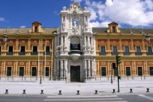 Visita al Palacio de San Telmo
