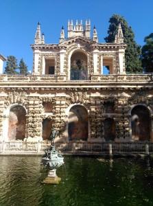 La leyenda de las naranjas de los Reales Alcázares