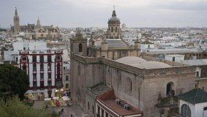 Visita a la Iglesia de la Anunciación y al Panteón de sevillanos ilustres