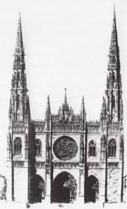 ¿Sabías que en la Avenida de la Buhaira estuvo a punto de levantarse una Basílica?