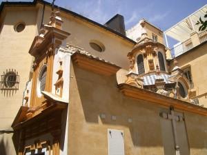 La Capilla del Cristo de los Desamparados – Patrimonio de Sevilla