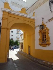 Paseo por el barrio del Arenal, ¿nos acompañan?