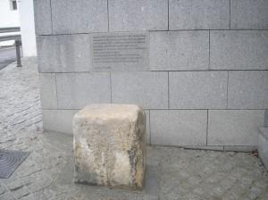 La leyenda de la piedra llorosa