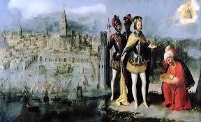 La toma de Sevilla por Fernando III el Santo