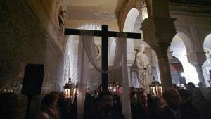 El Vía Crucis de la Cruz del Campo