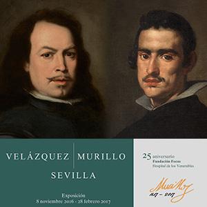 """Exposición """"Velázquez, Murillo, Sevilla"""""""