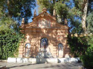 El monumento a Catalina de Ribera