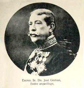 ¿Quién era José Gestoso?