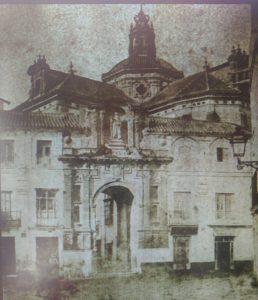 El antiguo Convento de San Pablo