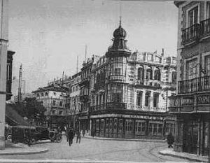 El antiguo Café París