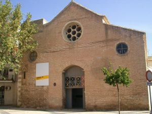 La antigua Iglesia de Santa Lucía