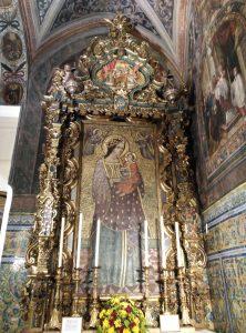 La Virgen de Rocamador, de la Parroquia de San Lorenzo