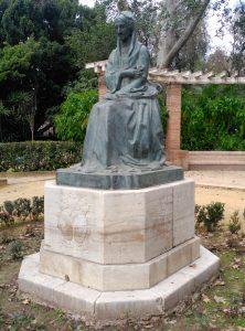 El monumento a María Luisa Fernanda de Borbón (Duquesa de Montpensier)