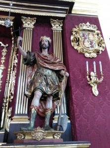 La rebelión de San Hermenegildo contra su padre, Leovigildo