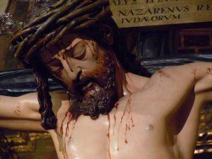 El Cristo de los Desamparados