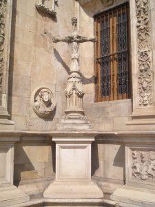La Cruz de la Inquisición, del Ayuntamiento