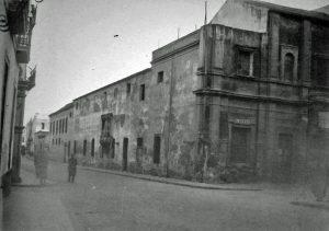 El antiguo Convento del Pópulo