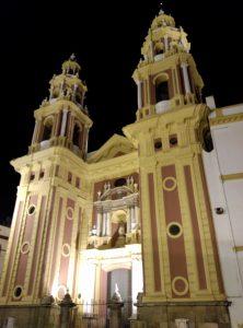 La Iglesia de San Ildefonso