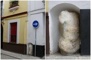 La leyenda del hombre de piedra