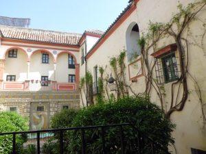 Recorrido por casas y palacios de la Judería (II)