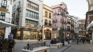 La Plaza del Pan