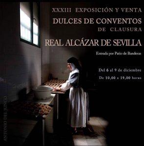 Muestra de dulces de conventos en el Real Alcázar