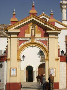 El Convento de Capuchinos