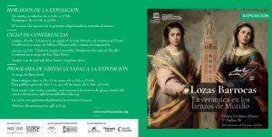 """Exposición """"Lozas barrocas. La cerámica en los lienzos de Murillo"""""""