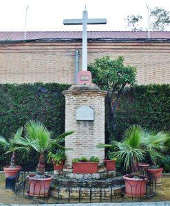 El antiguo cementerio de San Sebastián
